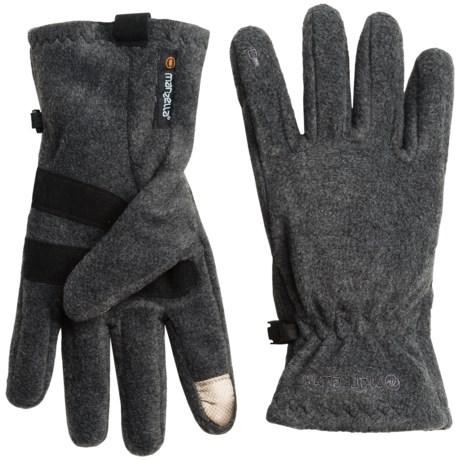Manzella Tahoe Touchtip Fleece Gloves (For Men)