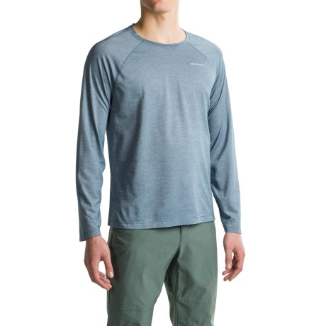 Craghoppers NatGeo Insect Shield® Goddard T-Shirt - Crew Neck, Long Sleeve (For Men)