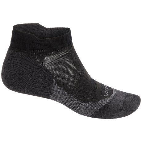 Lorpen CoolMax® Invisible Socks - Below the Ankle (For Men and Women)