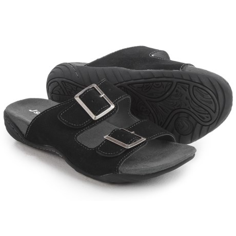 Jambu JSport Carina Sandals - Suede (For Women)
