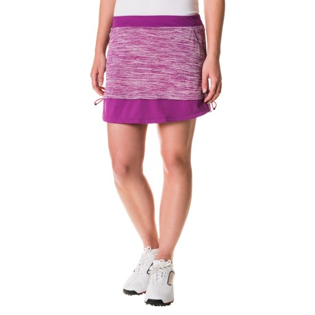 Reebok Space-Dye Golf Skort (For Women)
