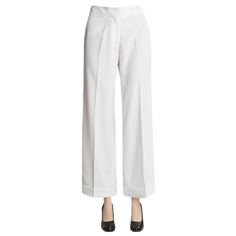 TravelSmith Microfiber Pants - Wrinkle Resistant (For Women)