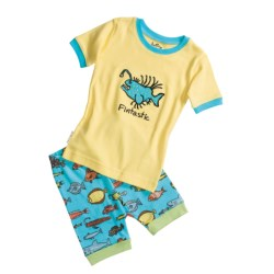 Hatley Short Pajamas - Short Sleeve (For Kids)