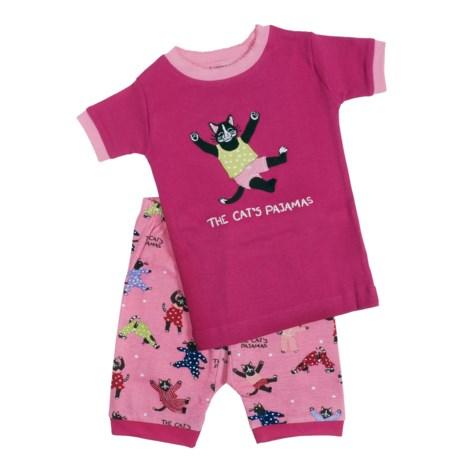 Hatley Short Pajama Set - Short Sleeve (For Kids)