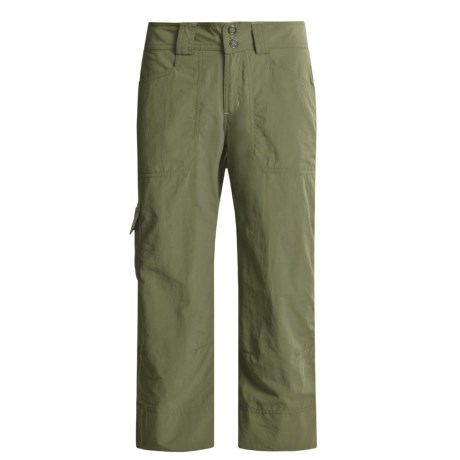 Outdoor Research Solitaire Capri Pants - UPF 30+ (For Women)