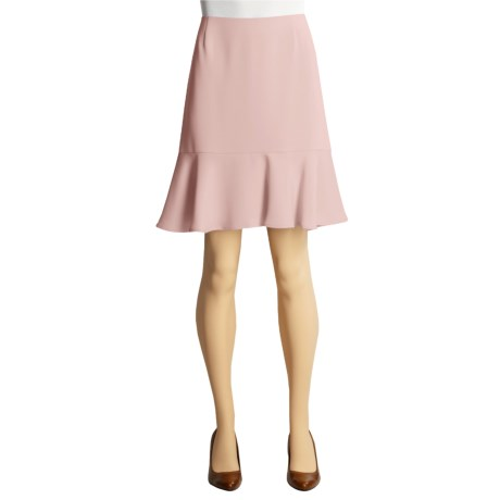 Yansi Fugel Microfiber Flounce Skirt - Stretch Crepe (For Women)