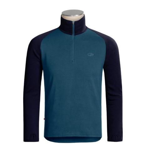 Icebreaker Bodyfit 260 Base Layer Top - Merino Wool, Midweight, Long Sleeve (For Men)