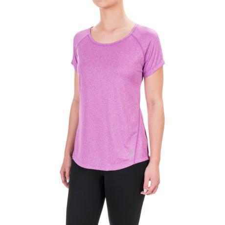 Reebok Performer Shirt - Short Sleeve (For Women)