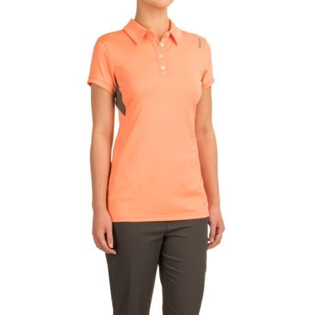 Reebok Grand Slam Polo Shirt - Short Sleeve (For Women)