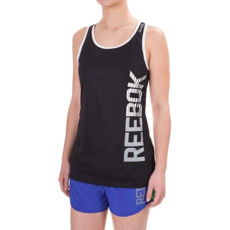 Reebok Competitor Mesh Tank Top - Racerback (For Women)