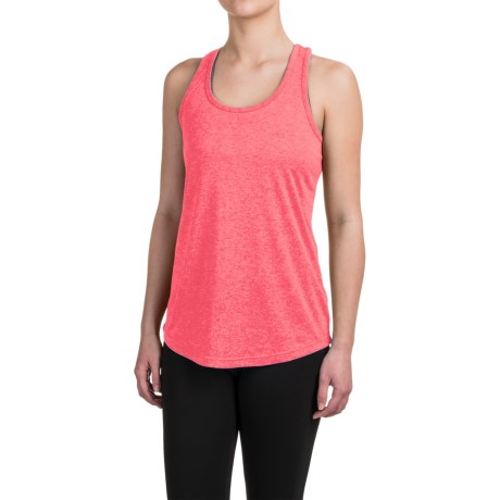Reebok Performer Singlet Shirt - Racerback, Sleeveless (For Women)