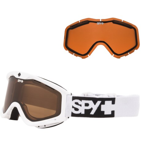 Spy Optics Targa 3 Ski Goggles - Extra Lens (For Kids)