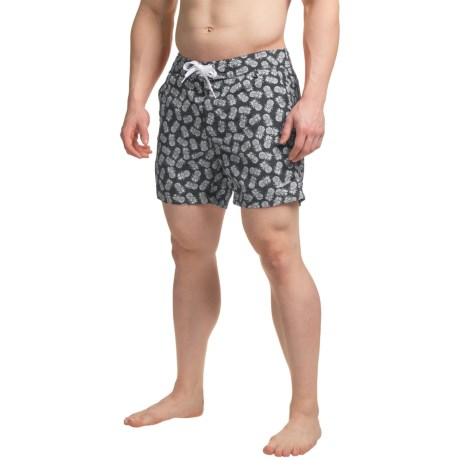 Woolrich Printed Boardshorts (For Men)