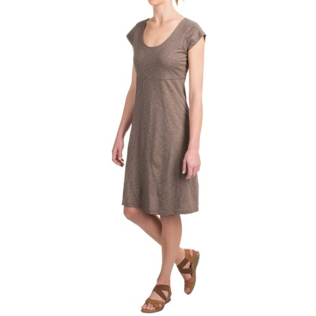Toad&Co Nena Dress - Organic Cotton, Short Sleeve (For Women)