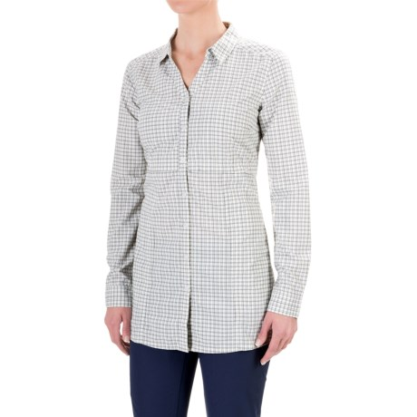 Toad&Co Marvista Tunic Shirt - UPF 25+, Long Sleeve (For Women)