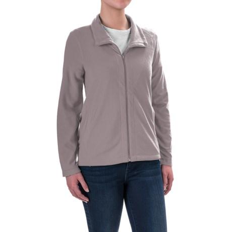 Woolrich Colwin Novelty Fleece Jacket - Zip Front (For Women)