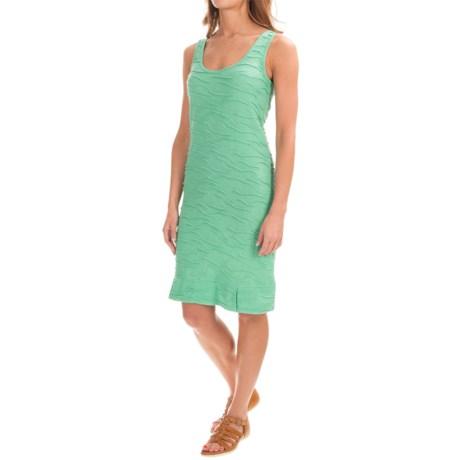Toad&Co Samba Wave Tank Dress - Organic Cotton-TENCEL®, Sleeveless (For Women)
