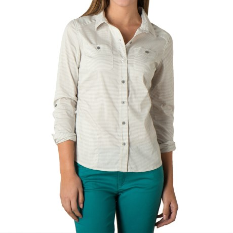 Toad&Co Panoramic Shirt - UPF 25+, Organic Cotton, Long Sleeve (For Women)