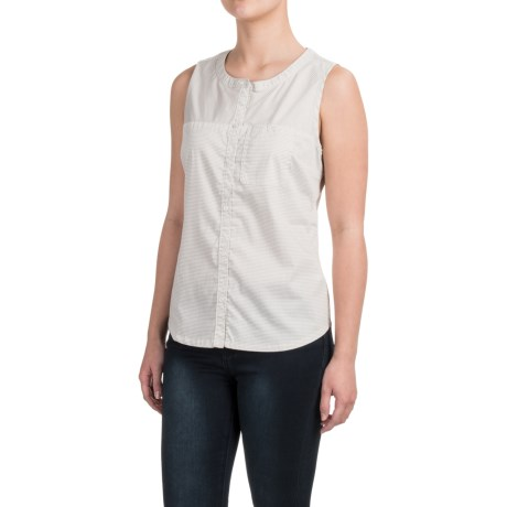 Toad&Co Panoramic Tank Top - UPF 25+, Organic Cotton (For Women)