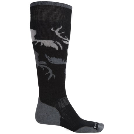 SmartWool PhD Slopestyle Revelstoke Socks - Merino Wool, Over the Calf (For Men and Women)