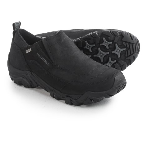 Merrell Polarand Rove Moc Shoe - Waterproof, Insulated, Leather (For Men)