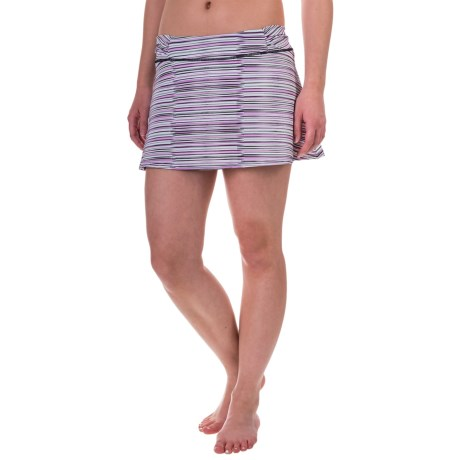 Soybu Shore Swim Skirt (For Women)