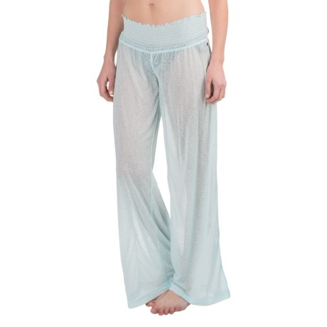 Soybu Sanibel Swimsuit Cover-Up Pants (For Women)