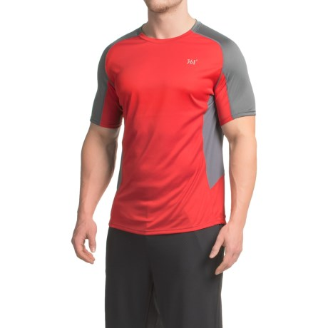 361 Degrees BFit Shirt - Short Sleeve (For Men)