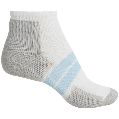 Thorlo 84 Needle Runner Micro Socks - Ankle (For Women)