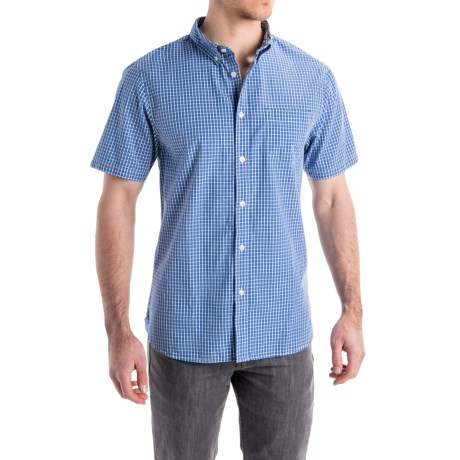 JACHS NY J.A.C.H.S. Check Shirt - Short Sleeve (For Men)