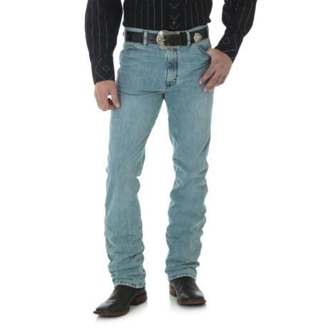 Wrangler Cowboy Cut® Silver Edition Jeans - Slim Fit (For Men)