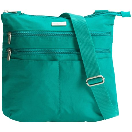 baggallini Large Zip N Go Crossbody Bag (For Women)
