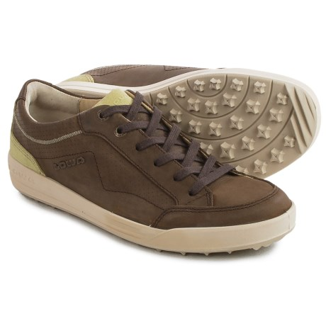 Lowa Merion Sneakers - Waxed Nubuck (For Women)
