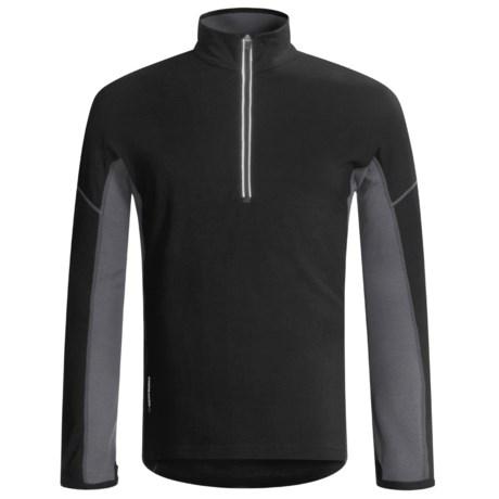 Icebreaker GT 200 Chase Base Layer Top - Merino Wool, Zip Neck, Long Sleeve (For Men)
