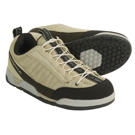 La Sportiva Spotter Shoes - Hemp Canvas (For Men)