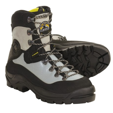 La Sportiva Nuptse Mountaineering Boots - Waterproof, Insulated (For Men)