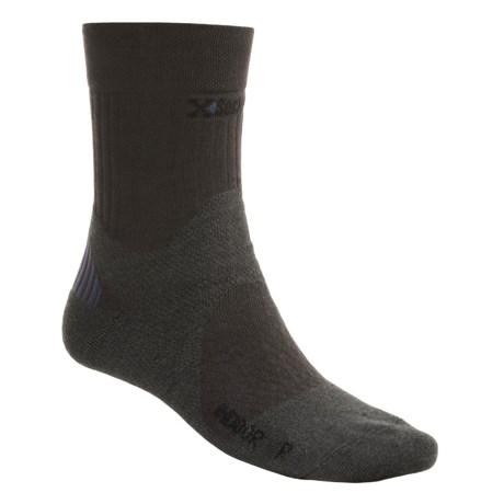 X Bionic Indoor Tennis Socks (For Men)