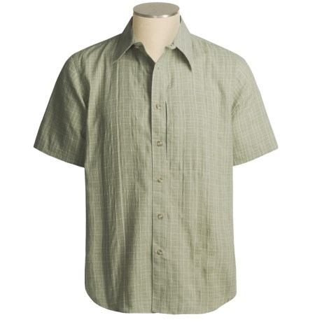 Royal Robbins Austin CoolMax® Shirt - Short Sleeve (For Men)