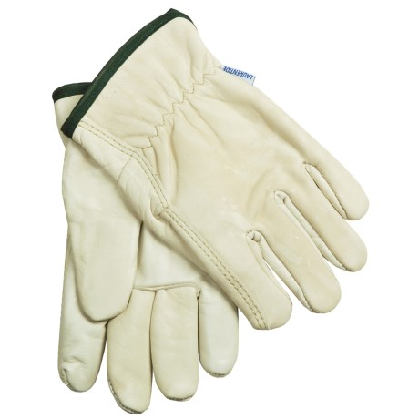 Laurentide Cowhide Work Gloves - Lined (For Men)