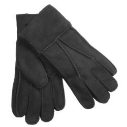 Paris Glove Lamb Shearling Gloves (For Men)