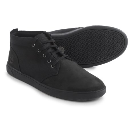 Timberland Groveton Chukka Boots - Nubuck, Cordura® (For Men)