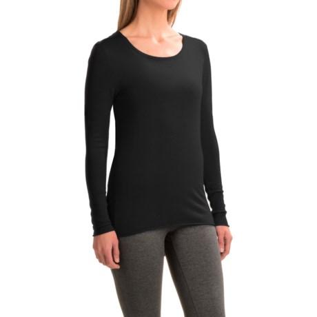 Soybu Yvette Tunic Shirt - Rayon, Long Sleeve (For Women)