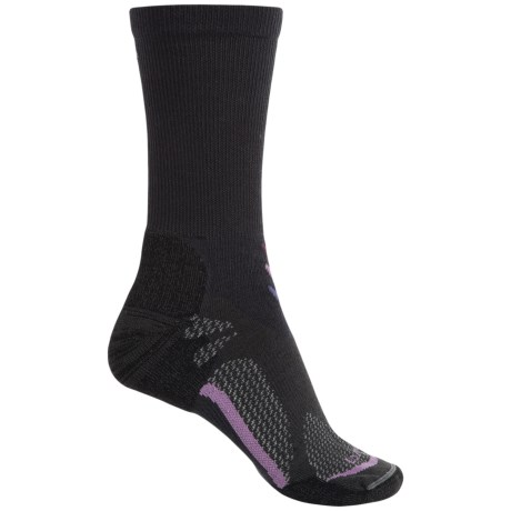 Lorpen T3 CoolMax® Light Hiker Socks - Crew (For Women)