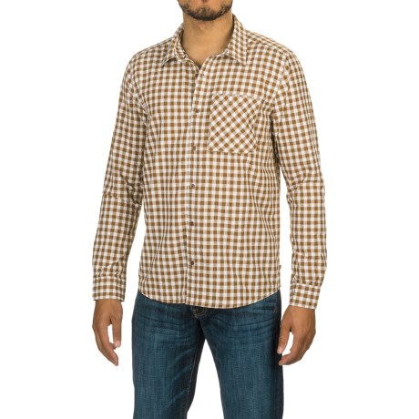 Toad&Co Pilotlight Shirt - Cotton Blend, Long Sleeve (For Men)