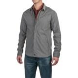Toad&Co Transverse Shirt Jacket - Organic Cotton Blend (For Men)