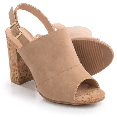 Yoki Calvin Sandals - Vegan Leather (For Women)
