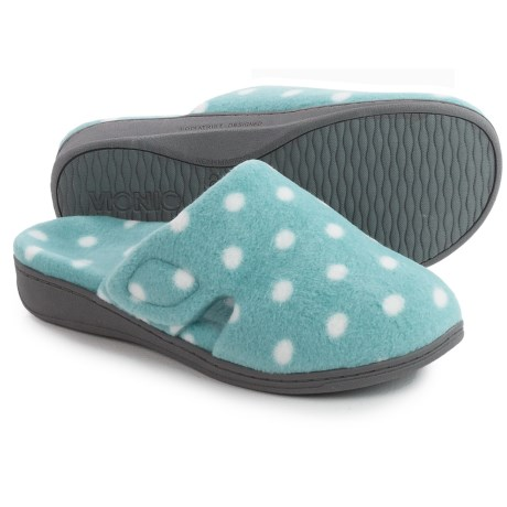 Vionic with Orthaheel Technology Gemma Slippers (For Women)