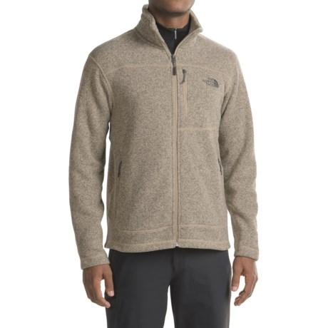The North Face Gordon Lyons Fleece Jacket - Full Zip (For Men)