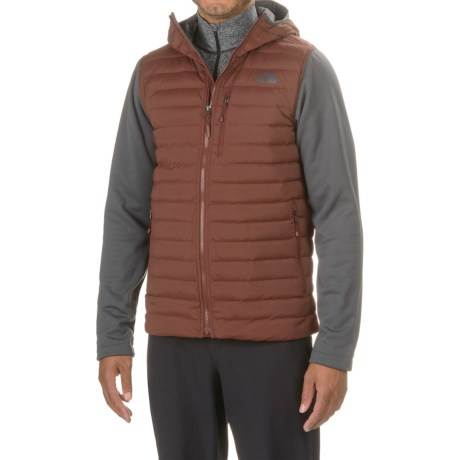 The North Face Trevail Stretch Hybrid Down Hooded Jacket - 700 Fill Power (For Men)