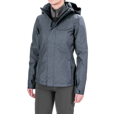 The North Face Helata Triclimate® Hooded Jacket - Waterproof, Insulated, 3-in-1 (For Women)